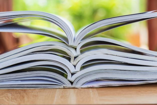 Fondo del libro, concepto de aprendizaje