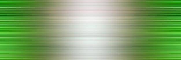 Fondo de línea verde con estilo abstracto horizontal para el diseño