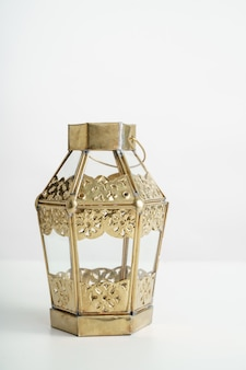 Fondo de linterna de ramadán