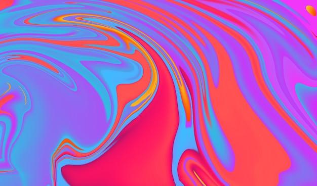Fondo líquido abstracto