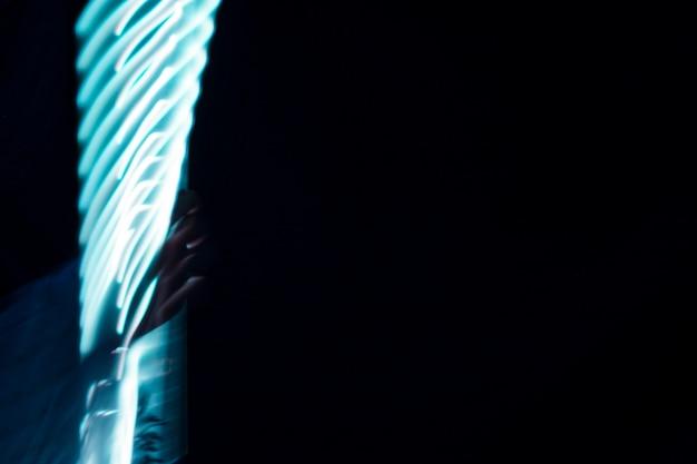 Fondo de luces abstractas