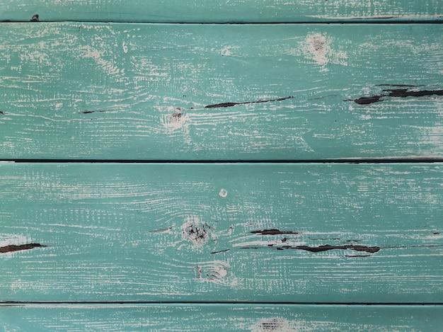 Fondo de madera azul