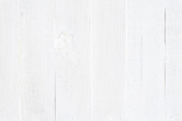 Fondo de madera blanca.
