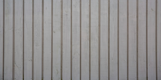 Fondo de madera gris oscuro natural resistido panorama gris banner natural textura vintage textura de pared de madera