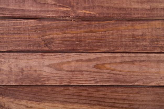 Fondo de madera marrón natural vacío
