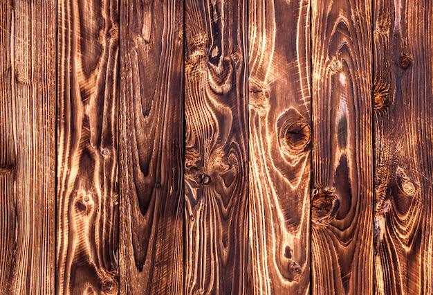 Fondo de madera oscura, textura de madera rústica