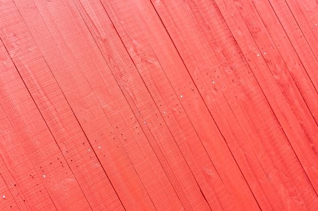 Fondo de madera roja