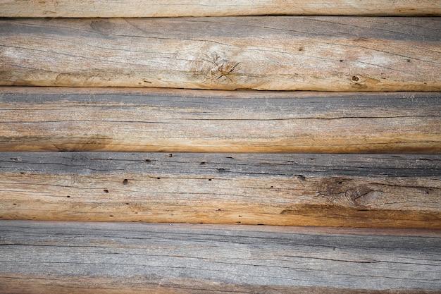 Fondo de madera rústico marrón con textura antigua.