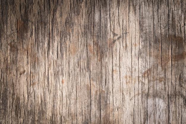 Fondo de madera con textura oscura viejo grunge