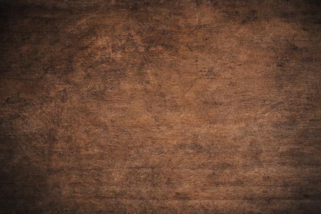 Fondo de madera texturado oscuro viejo grunge
