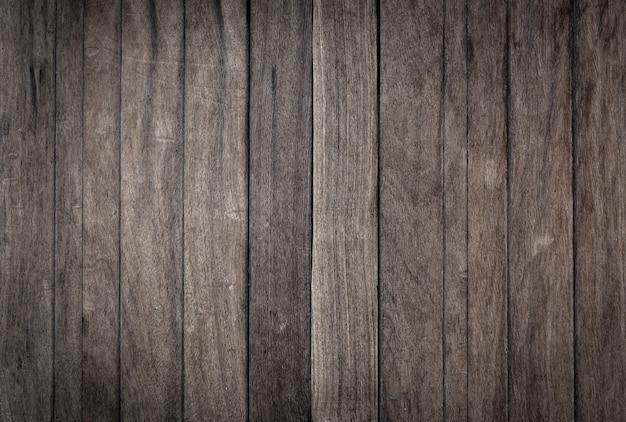 Fondo de madera viejo de la textura de la pared del vintage, estilo rústico