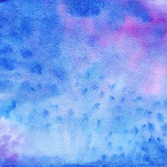 Fondo mágico pintado textura de acuarela.