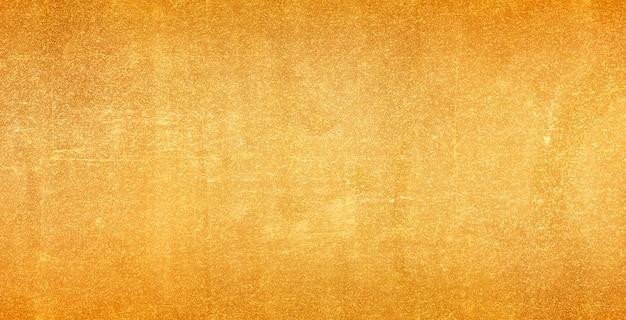 Fondo de metal dorado