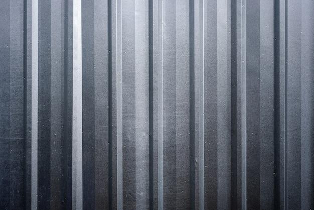 Fondo de metal galvanizado de zinc