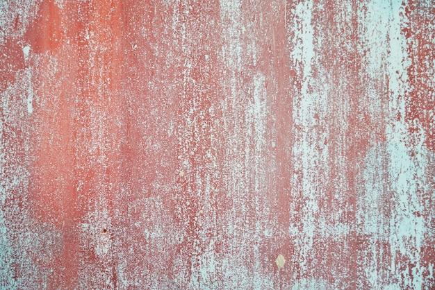 Fondo de metal oxidado.
