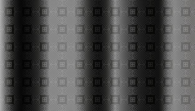 Fondo de metal plateado de textura de patrón satinado