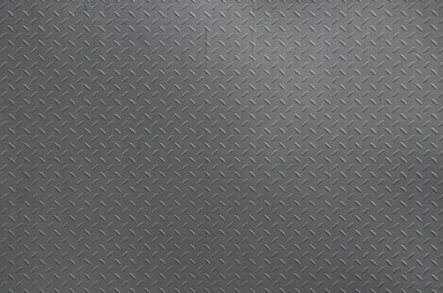 Fondo de metal textura aluminio cepillado plata.
