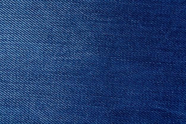 Fondo de mezclilla de algodón azul