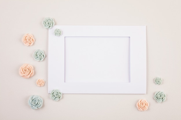 Fondo minimalista decorativo pastel