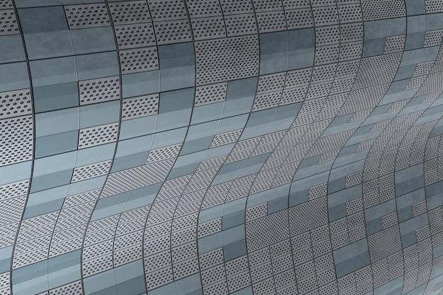 Fondo moderno de la textura de la pared de la tecnología.