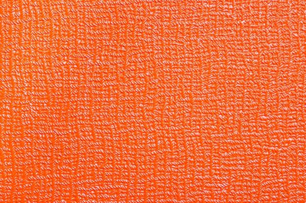 Fondo naranja material tolex closeup