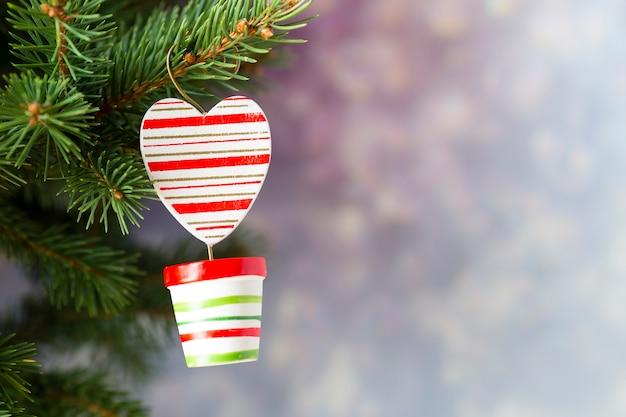 Fondo de navidad, decoración.