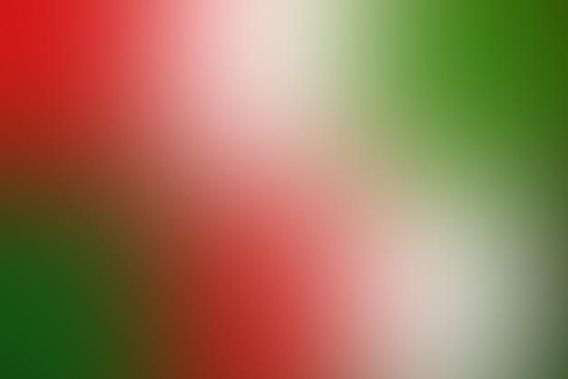 Fondo de navidad desenfocado y abstracto