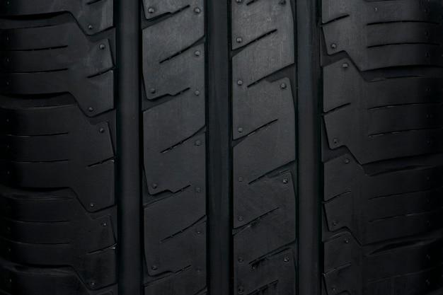 Fondo del neumático de coche, fondo del primer de la textura del neumático.