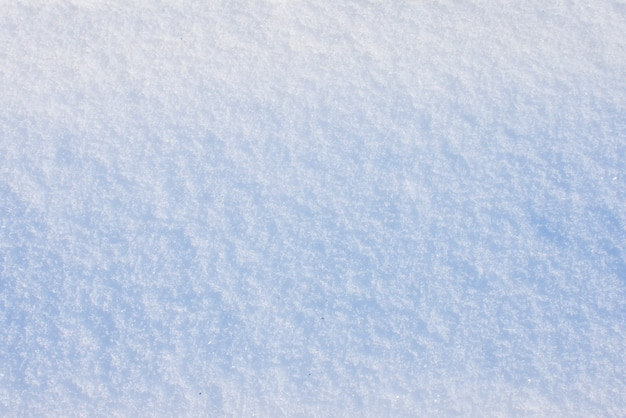 Fondo de nieve de textura fresca en tono azul