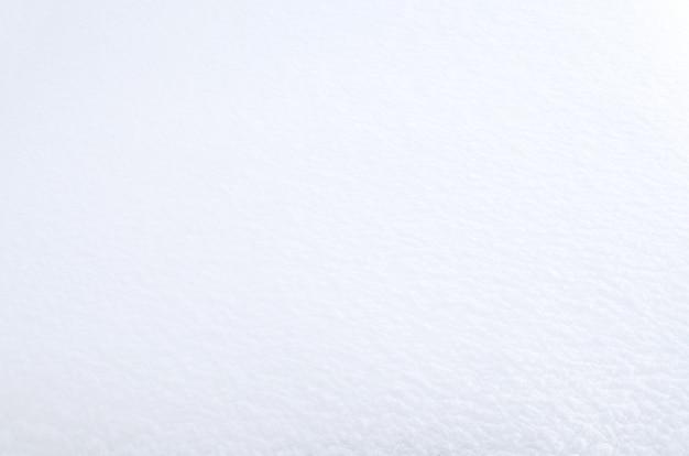 Fondo de nieve