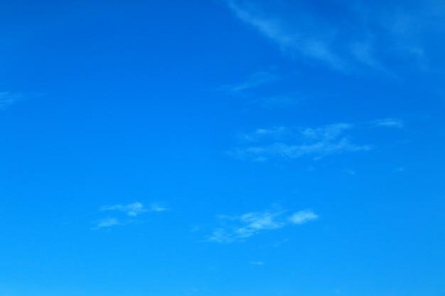 Fondo de nube azul cielo