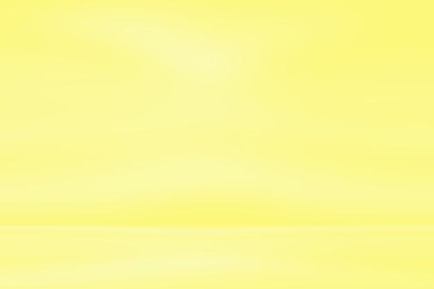 Fondo de oro, fondo abstracto degradado amarillo.