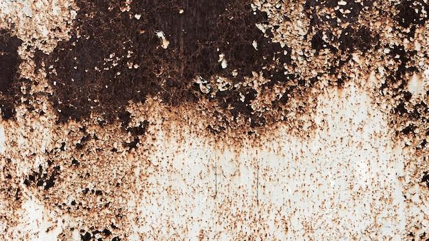 Fondo oxidado de la textura de la pared del edificio