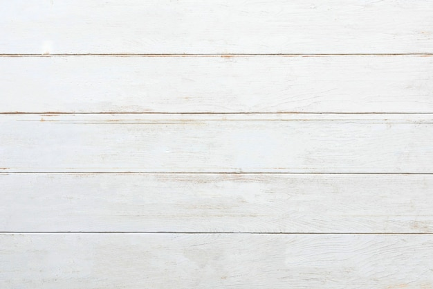 Fondo de panel de madera rústica blanca