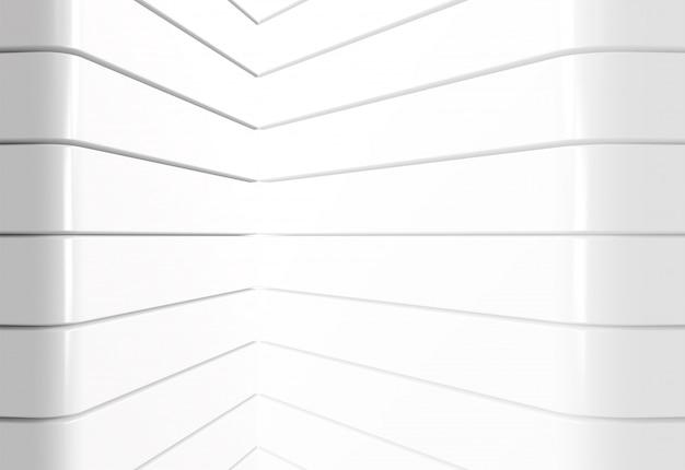 Fondo de panel de patrón gris claro moderno