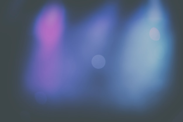 Fondo de pantalla de bokeh. fondo desenfocado o borroso de la iluminación del escenario en color vintage.