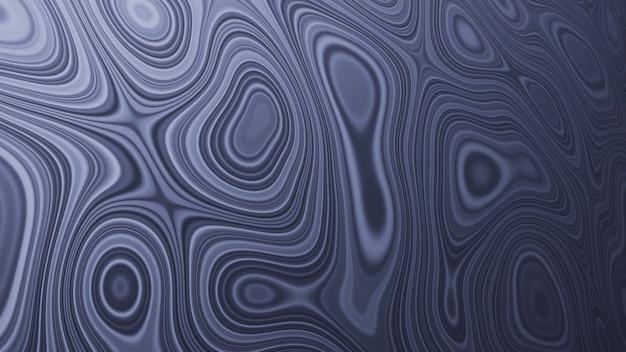 Fondo de pantalla de renderizado 3d abstracto gris