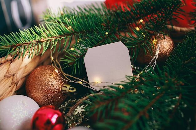 Fondo de pantalla de vacaciones de navidad y año nuevo