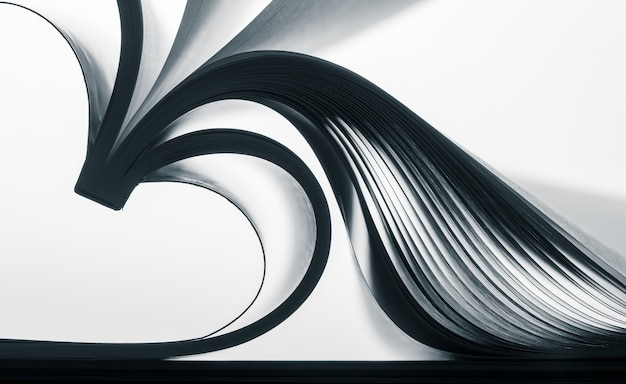 Fondo de papel abstracto