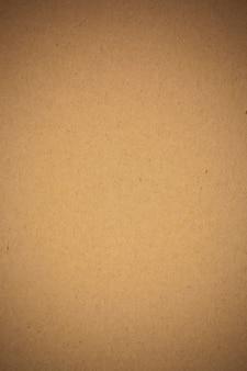 Fondo de papel artesanal marrón.
