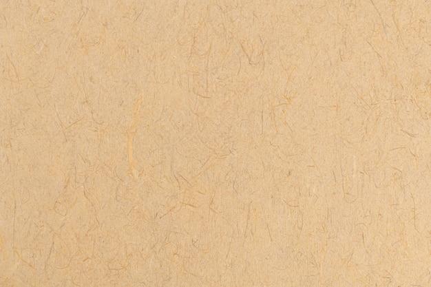 Fondo de papel beige simple artesanía de bricolaje