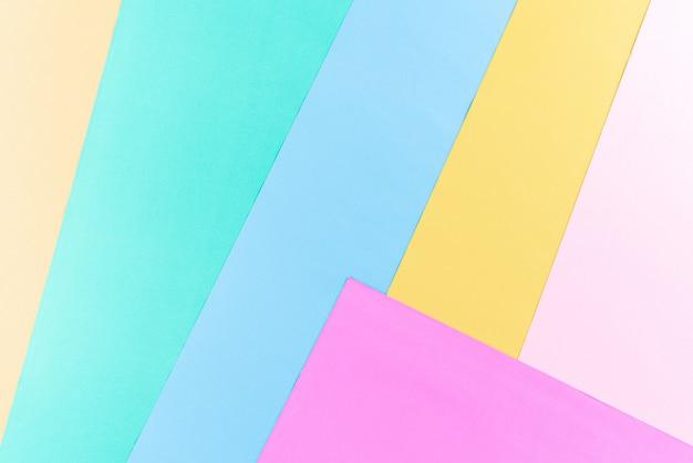 Fondo de papel colorido brillante con espacio de copia para el concepto de verano.