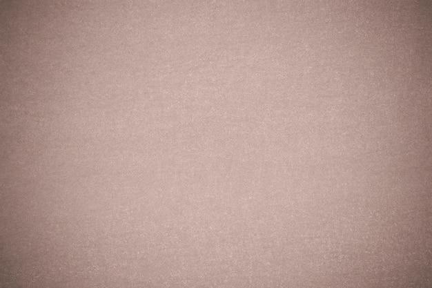 Fondo de papel marrón en blanco de viñeta
