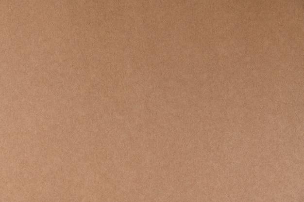 Fondo de papel marrón simple artesanía de bricolaje
