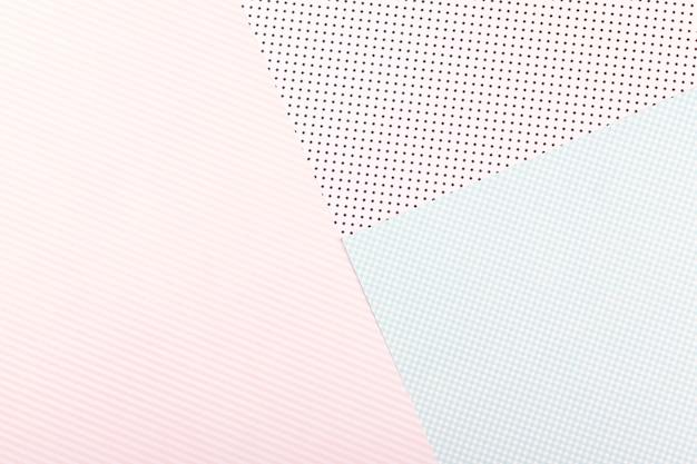Fondo de papel pastel abstracto