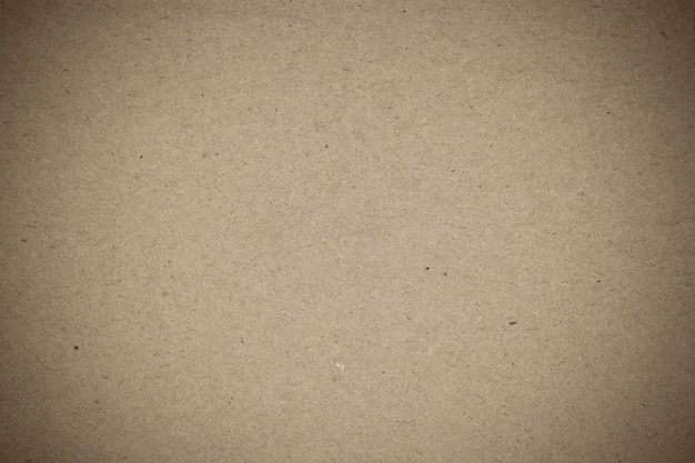 Fondo de papel reciclado marrón.