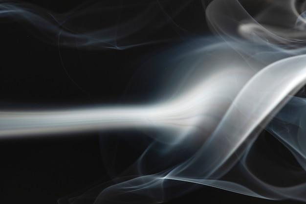 Fondo de papel tapiz abstracto oscuro, textura de humo