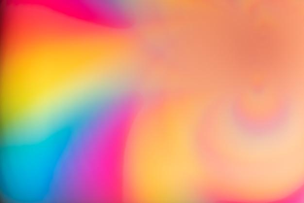 Fondo de papel tapiz colorido borroso vivo