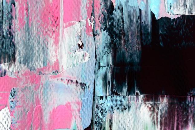 Fondo de papel tapiz mixto, arte abstracto con textura de vector