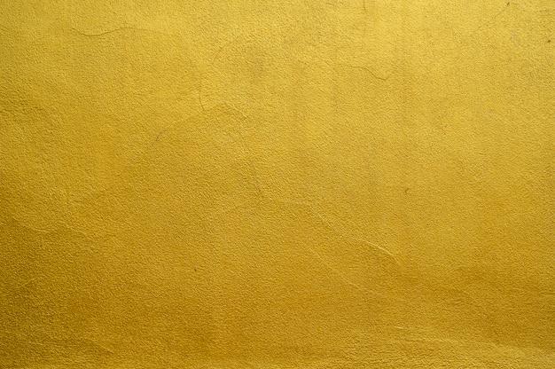 Fondo de pared dorada